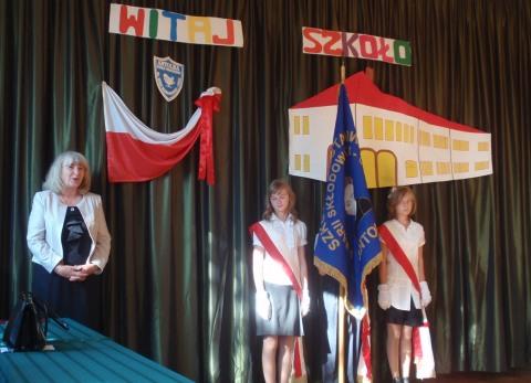 Rozpoczęcie roku szkolnego 2011